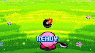 Kirby - Nightmare in Dream Land - Playing Mini Games - User video