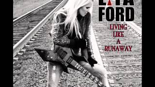 Lita Ford A Song To Slit Your Wrist By Subtitulado (Lyrics)