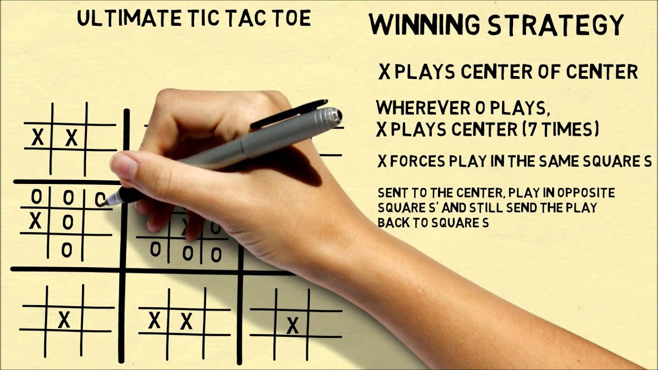 ultimate tic tac toe pdf