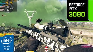 Call of Duty : Warzone Battle Royale | RTX 3080 10GB ( 4K Maximum Settings RTX OFF / DLSS ON )