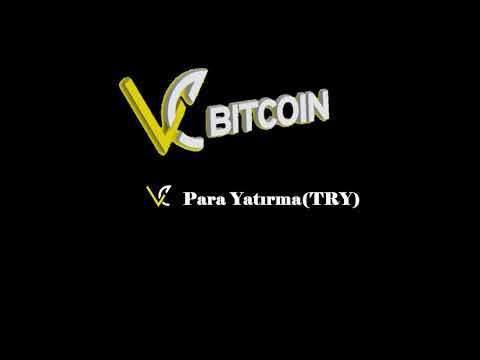 Vebitcoin Coin Yatırma Para Yatırma ve Coin Çekme