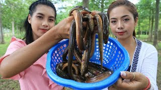 Yummy cooking eels soup recipe - Cooking skill