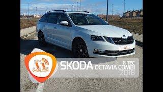 Skoda Octavia Combi G-TEC 2018 / Al volante / Prueba dinámica / Review / Supermotoronline.com thumbnail