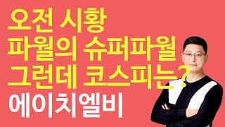 오전 시황) 파월의 슈…