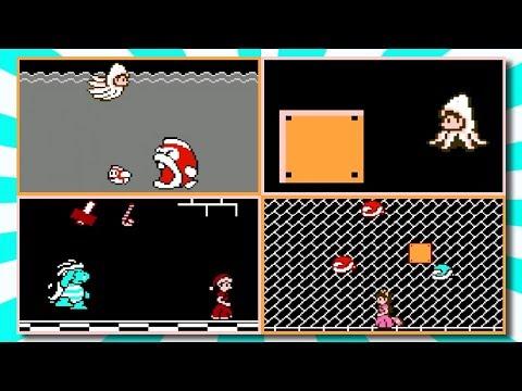 BLOOPER SUIT?! Super Mario Bros. 3   Present Panic   rom hack