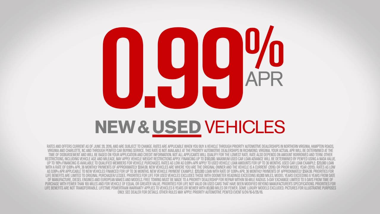 Pen Fed Credit Union >> Penfed Credit Union 3 Day Sales Event Priority Toyota Chesapeake