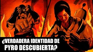 Teorias Episodio 02: La verdadera identidad de Pyro | Team Fortress 2
