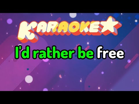Escapism (Demo) - Steven Universe Karaoke