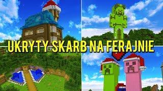 Minecraft FERAJNA: UKRYŁEM SKARB, KTO GO ZNAJDZIE BĘDZIE BOGACZEM!