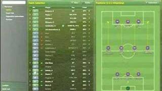 Football Manager 2007 - 3. In-Game Tactics