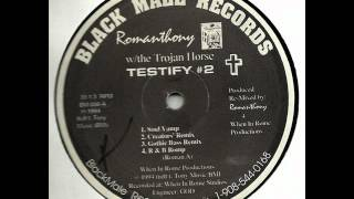 Romanthony - Testify #2 (Gothic Bass mix)