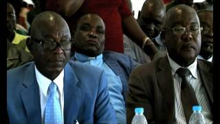 Governor Usko Nghaamwa says Ohangwena faces high levels of poverty -  NBC