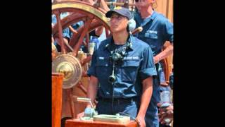 USCG Barque Eagle      PART 2 of 2