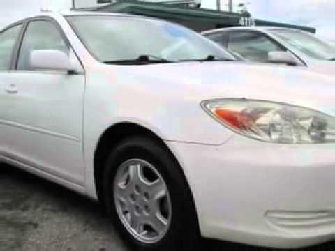 2003 Toyota Camry Buyers Zone, Inc. West Palm Beach, FL 33405