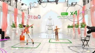 """Your Shape Fitness Evolved Xbox 360 Kinect  DLC : """"Bollywood"""" trailer"""