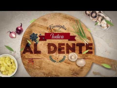 Iudica Al Dente - Programa #01  31/05/2017