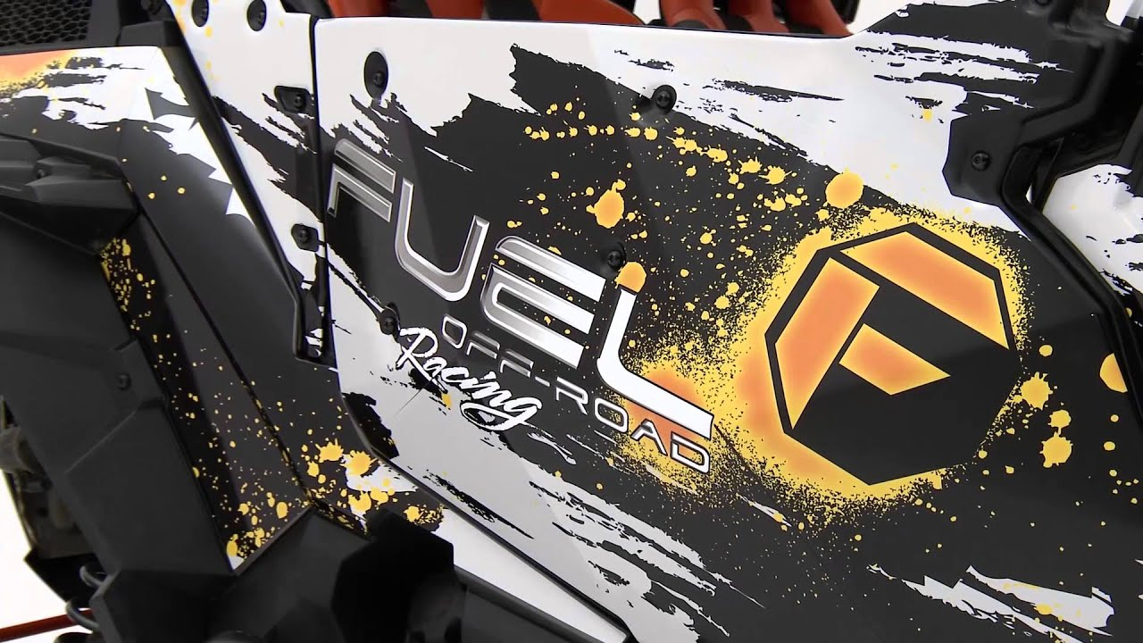 Fuel Off-Road UTV Intro