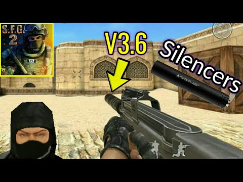Special Forces Group 2~Coming Update v3.6SilencersNew Model