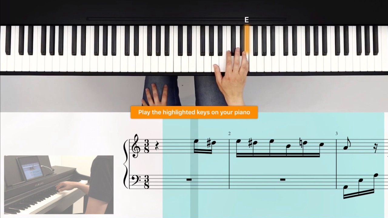 flowkey for Tablets – How to Learn Your First Song