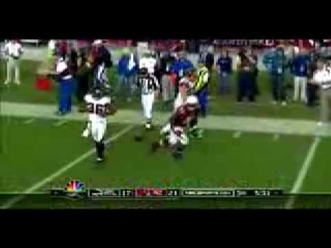 www.Super-Bowl-XLIII.com - Arizona Cardinals 2009 Playoffs Wild Card Edgerrin James