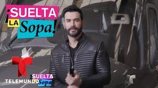 Adrian Di Monte aclaró supuesto pleito con David Zepeda | Suelta La Sopa | Entretenimiento