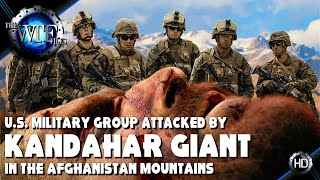 Was a U.S. Special Forces Team Really Attacked by a Giant in the Kandahar Mountains?