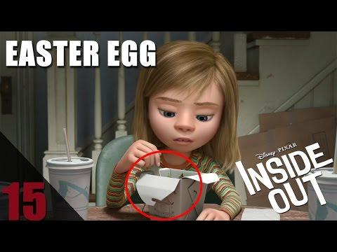 I 15 Easter Eggs  di inside out che non hai notato