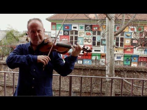 Michael Nyman - 'Fish Beach' Violin Version