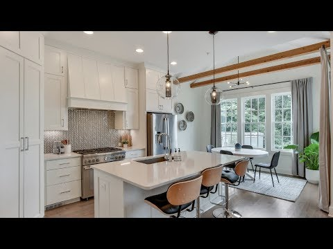 Heritage On Memorial Model Home Tour | 980 Memorial Walk | JW Collection