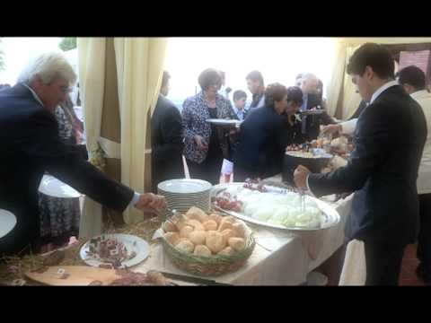 Vecchia Taverna Catering Youtube