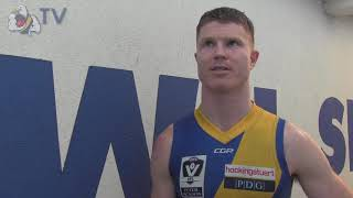 Round 17 Post-Match Interview: Ben Jolley