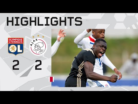 Highlights Olympique Lyon O19 - Ajax O19 (Youth League)