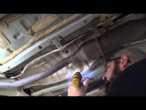 Fuse Diagram For 2005 Bmw X5 How To Fix A Rattling Heat Shield Youtube