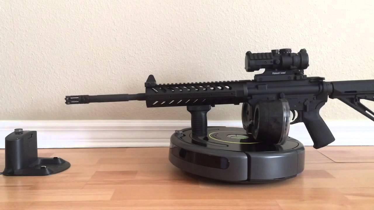 Ar15 Sentry On House Patrol Youtube