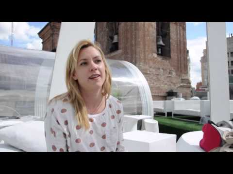 Entrevista a Maggie Civantos by 5ª Avenida TV   ABRIL 2014