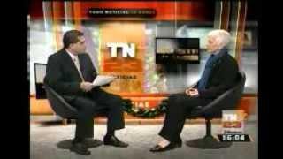 Entrevista TN23 a la Comisionada Adela de Torrebiarte - Parte 1