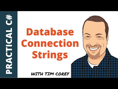 C# Database Connection Strings - What They Are, How to Build Them, And More