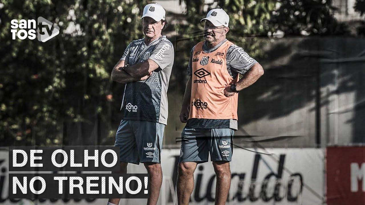 #SANTOS SE REAPRESENTA E FOCA NO INTER | DE OLHO NO TREINO (10/08/20)