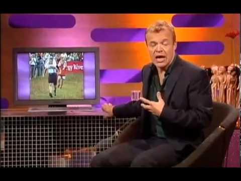 The Graham Norton Show  2007 - S2x02 Gabriel Byrne, Leticia Dean. Part 1