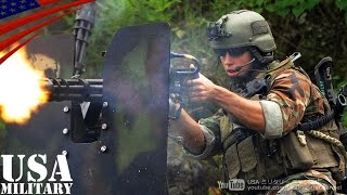 アメリカ海軍特殊舟艇チーム「SWCC」 (ネイビー・シールズのサポートチーム) US Navy Special Warfare Combatant-Craft Crewman (SWCC)