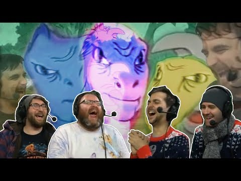 "The Yogscast react to the ""IMPORTANT VIDEOS"" PLAYLIST"