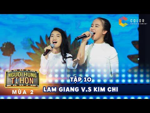 Người hùng tí hon 2| tập 10: Lam Giang, Kim Chi đối đầu không khoan nhượng