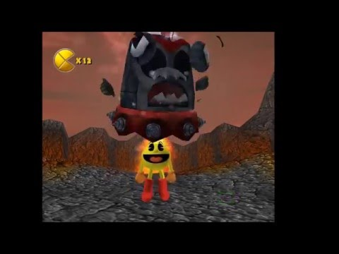 TAS PacMan World 2 in 38:57.74 by ruse_sr TAS timing 39:27.40