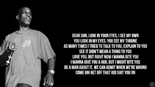 DMX - LETTER TO MY SON (Call Your Father) ft. Usher, Brian King Joseph (Lyrics)