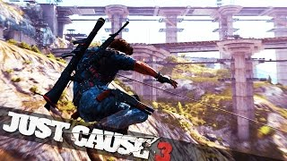 JUST CAUSE 3 INFINITE TETHER MOD! :: Just Cause 3 Mods Showcase!