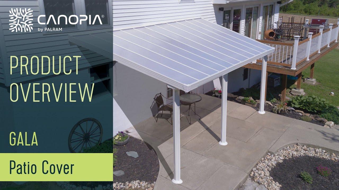gala patio cover kit palram applications