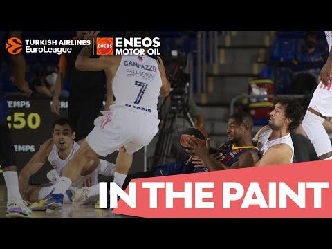 In the Paint – Barcelona's El Clasico triumph