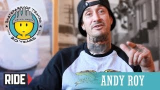 "Andy Roy: SPoT ""20"" Year Experience - Episode 5"