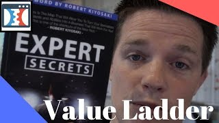 Value ladder by Russell Brunson