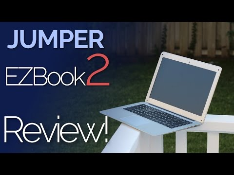 Jumper EZBook 2 Review! No Weak Points.... almost